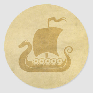 Dragon Boat Sticker
