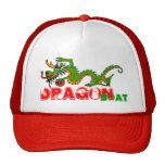 dragon boat trucker hat