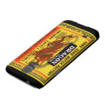 Dragon Brand Vintage Safety Match Label Galaxy S5 Covers