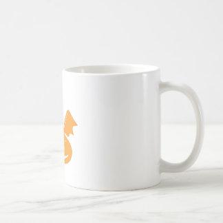 Dragon Breathing Fire Classic White Coffee Mug