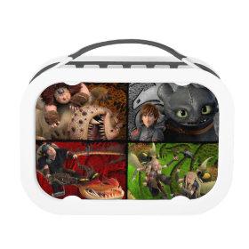 Dragon Buddies Yubo Lunchbox