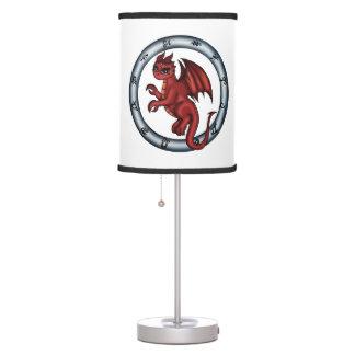 Dragon Cancer Zodiac lamp