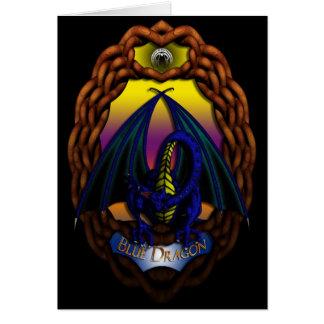 Dragon-CARD Greeting Card