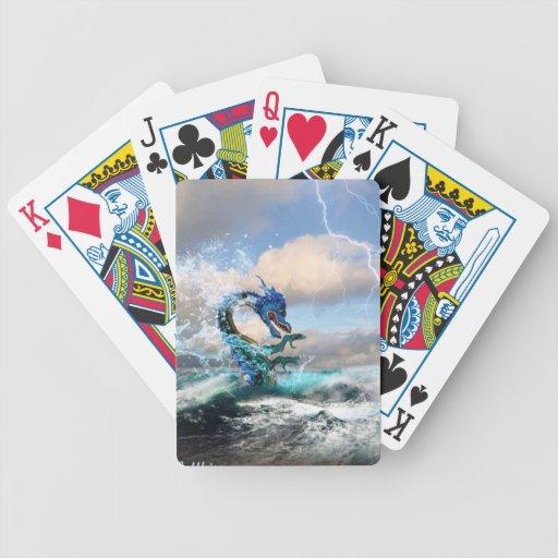 Dragon Cards Card Deck