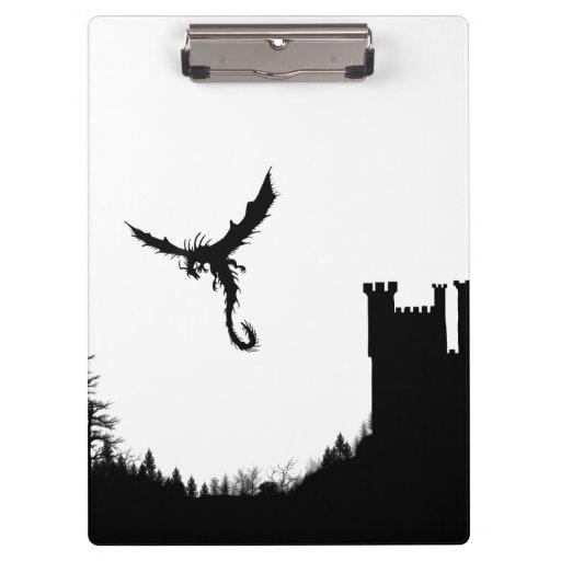 Dragon Castle Clipboards
