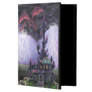 Dragon Castle Cover For iPad Air