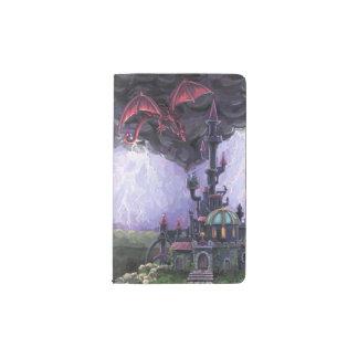 Dragon Castle Pocket Moleskine Notebook