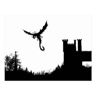 Dragon Castle Postcard