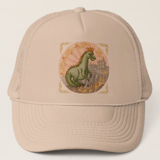 Dragon Castle Trucker Hat