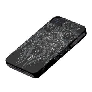 Dragón céltico Blackberry 9700/9780 intrépido Funda Para iPhone 4 De Case-Mate