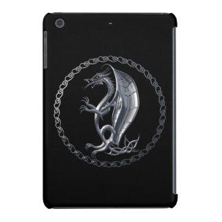 Dragón céltico de plata