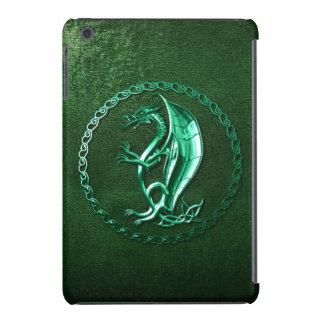 Dragón céltico verde