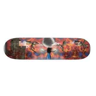 Dragon Charmer Skate Board