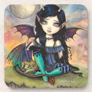 Dragon Child Cuge Big-Eye Fairy and Dragon Coaster