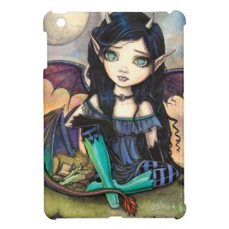 Dragon Child Cuge Big-Eye Fairy and Dragon iPad Mini Case