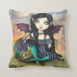 Dragon Child Cuge Big-Eye Fairy and Dragon Pillows
