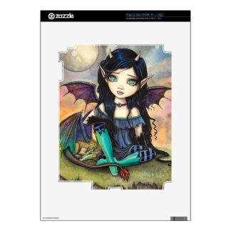 Dragon Child Cuge Big-Eye Fairy and Dragon Skin For iPad 2