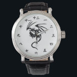 "Dragon Chinese and Character watch<br><div class=""desc"">Chinese number dragon... </div>"