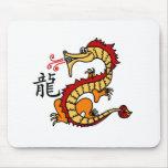 Dragon Chinese Zodiac Mousepad