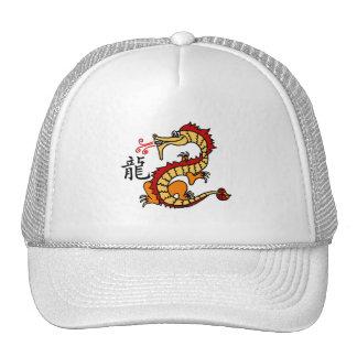 Dragon Chinese Zodiac Trucker Hat