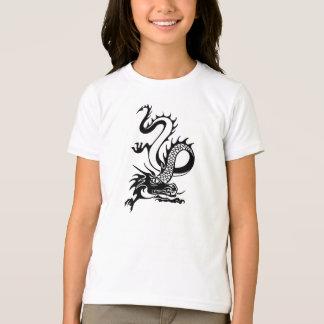 Dragón chino (13) poleras