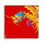 Dragón chino afortunado