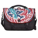 Dragón chino bolsas de portátil