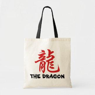 Dragón chino de la muestra de la astrología