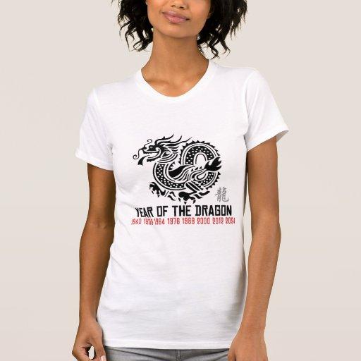 Dragón chino del Año Nuevo Camiseta
