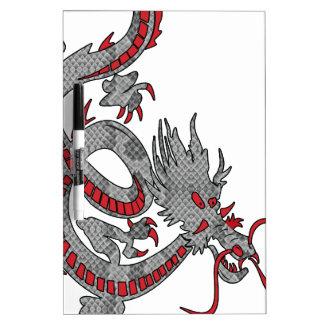 Dragón chino del Año Nuevo Pizarras