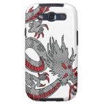 Dragón chino del Año Nuevo Samsung Galaxy S3 Funda