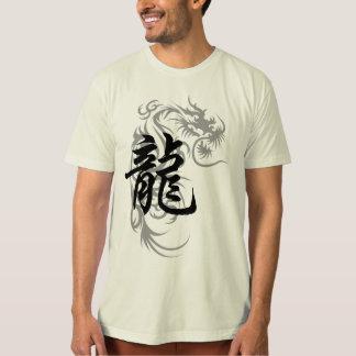 Dragón chino del zodiaco playeras