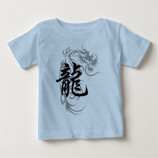 Dragón chino del zodiaco poleras