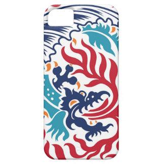 Dragón chino iPhone 5 Case-Mate cárcasas