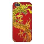 dragón chino iPhone 5 carcasa