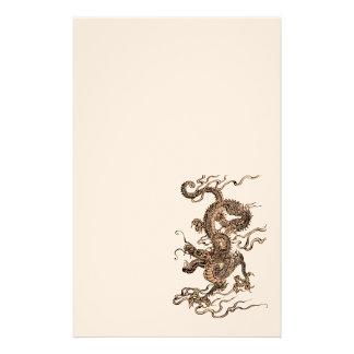 Dragón chino papeleria