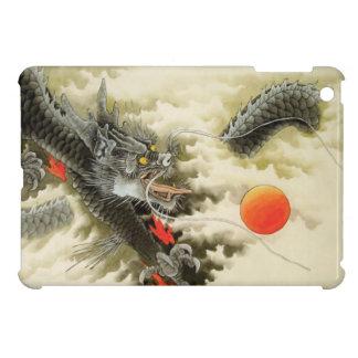 Dragón chino que vuela iPad mini cárcasas