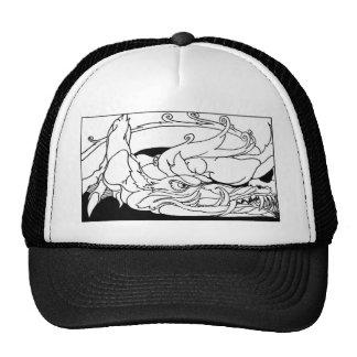 dragon-clipart-8 gorras de camionero