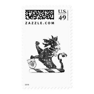 Dragon Clothing 24 Stamp