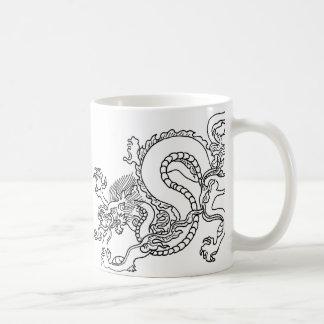 Dragon Clothing 40 Coffee Mug
