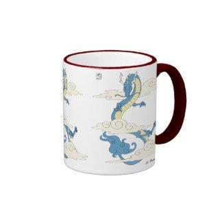 Dragon Cloud Coffee Mugs