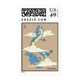 Dragon Cloud Stamps
