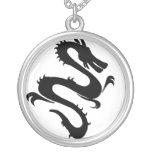 dragón colgante