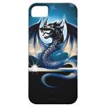 Dragón con la espada funda para iPhone 5 barely there