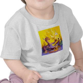 Dragon Cookout Toddler T-Shirt