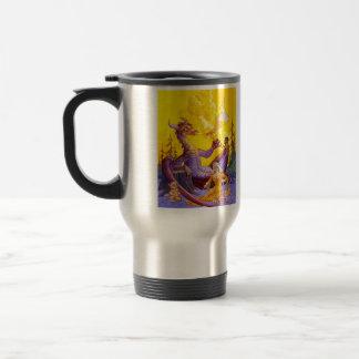 Dragon Cookout Travel Mug