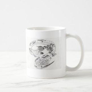 Dragon Crest Coffee Mug
