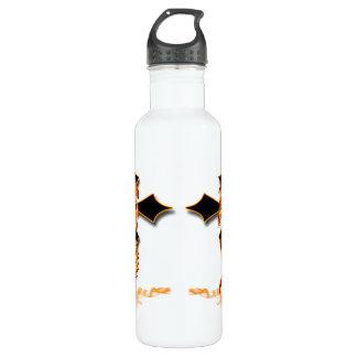 Dragon - Cross 24oz Liberty Bottle 24oz Water Bottle