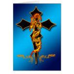 Dragon - Cross Card