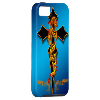 Dragon - Cross Case-Mate Case iPhone 5 Cases